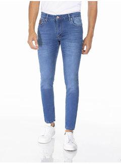 Wam Denim Jeans Haryana Blue