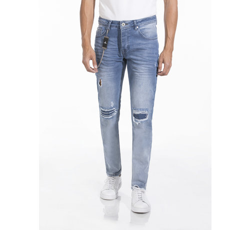 Arya Boy Jeans Artus Royal Blue