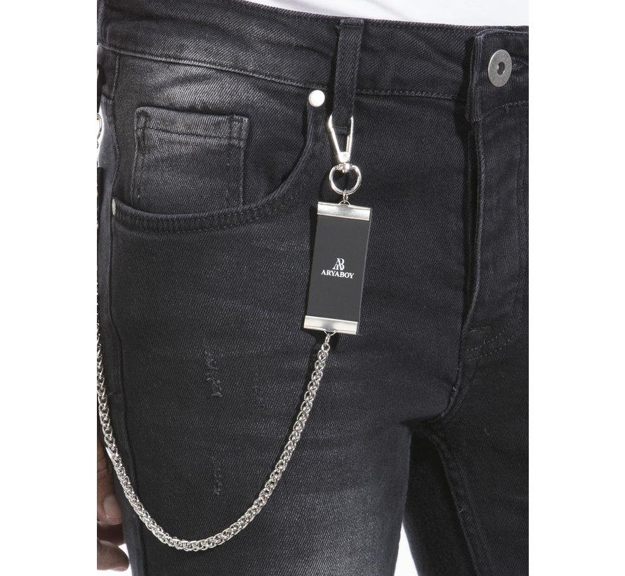 Jeans Carlo Black