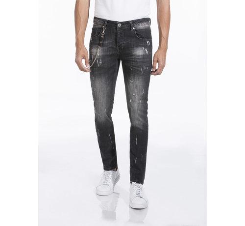 Arya Boy Jeans Reule Black