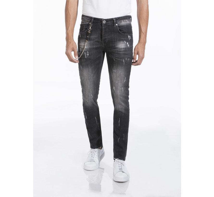 Jeans Reule Black