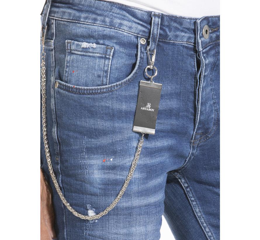 Jeans Sannet Blue