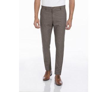 Wam Denim Trousers Oakley Brown