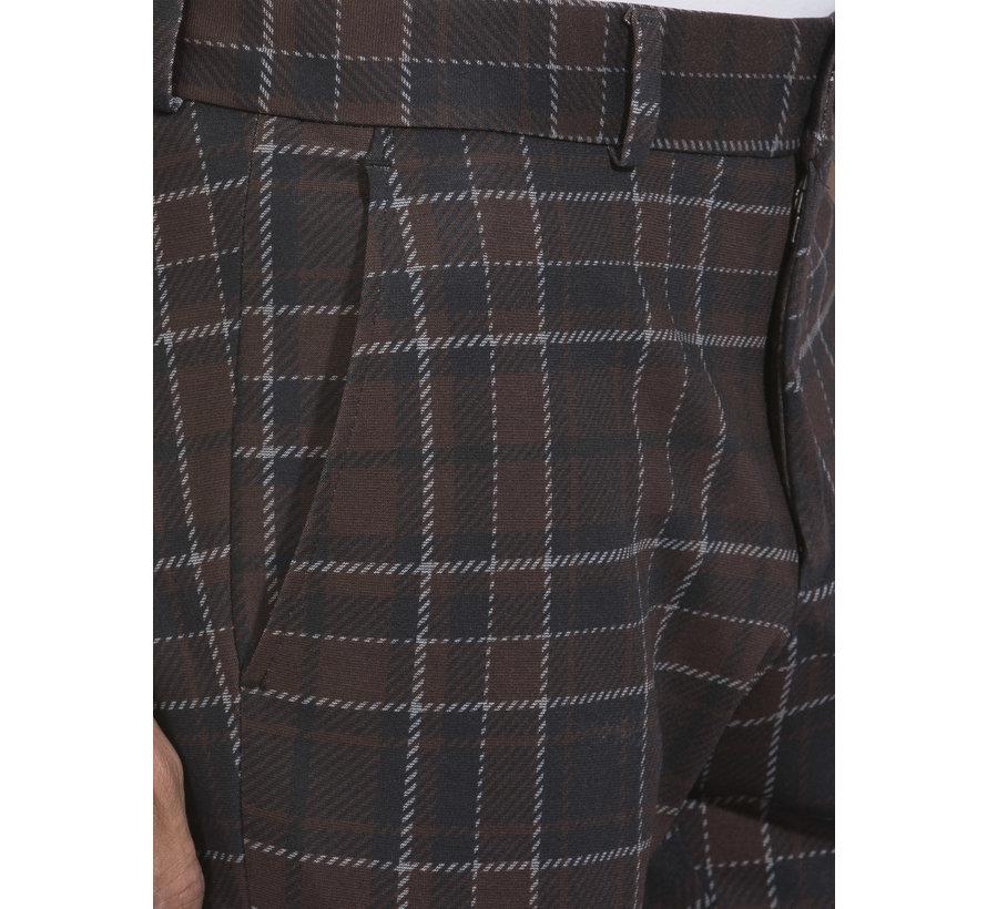 Pantalon Aleon Brown Navy