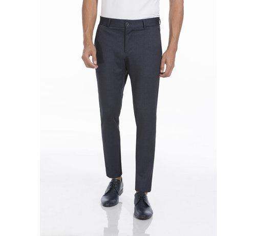 Arya Boy Pantalon Aleon Navy Grey