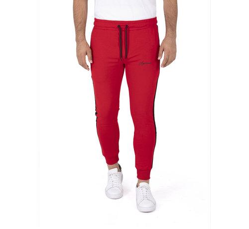 Arya Boy Trouser Anchorage Red