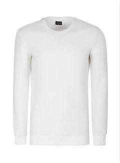 Wam Denim Sweater Zambezi White