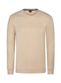 Wam Denim Sweater Dunes Beige