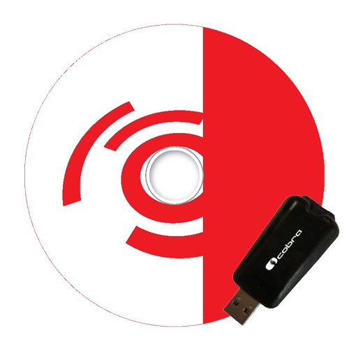 Vodafone Automotive Andromeda programmeerset