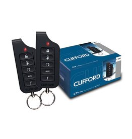 Clifford 5104X Alarm & Remote Start systeem