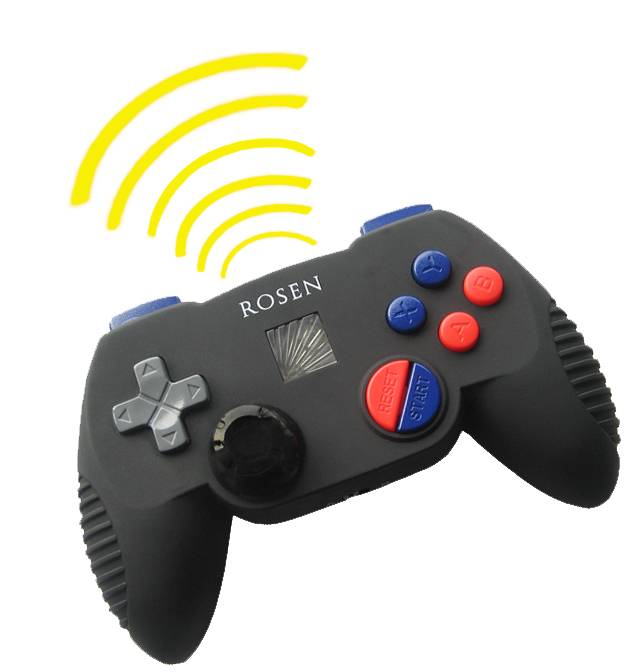 Rosen Rosen Gamecontroller voor AV7500