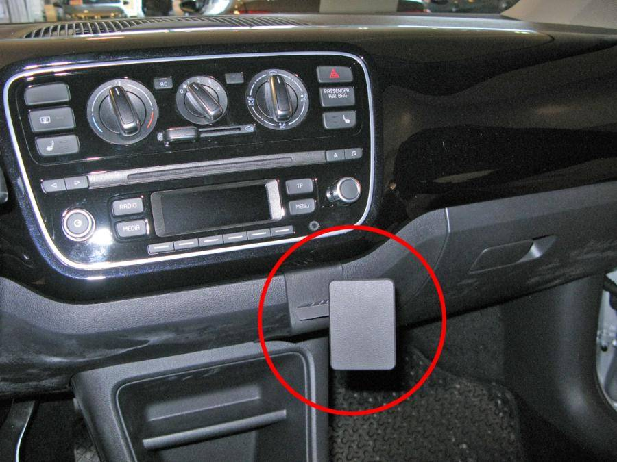 Brodit VW E-Up Mounting Bracket