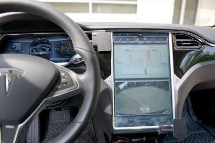 Brodit Tesla Model S Mounting Bracket Top