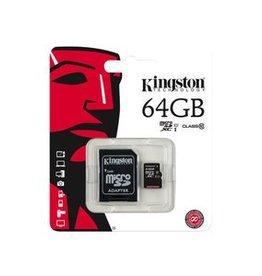 Kingston 64GB MicroSD Class 10