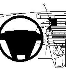 Brodit Toyota Prius Mounting Bracket