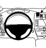 Brodit Nissan Leaf Mounting Bracket