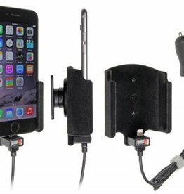 Brodit iPhone 6 Active holder with cig-plug