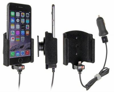 Brodit iPhone 6 Halterung mit Ladekabel