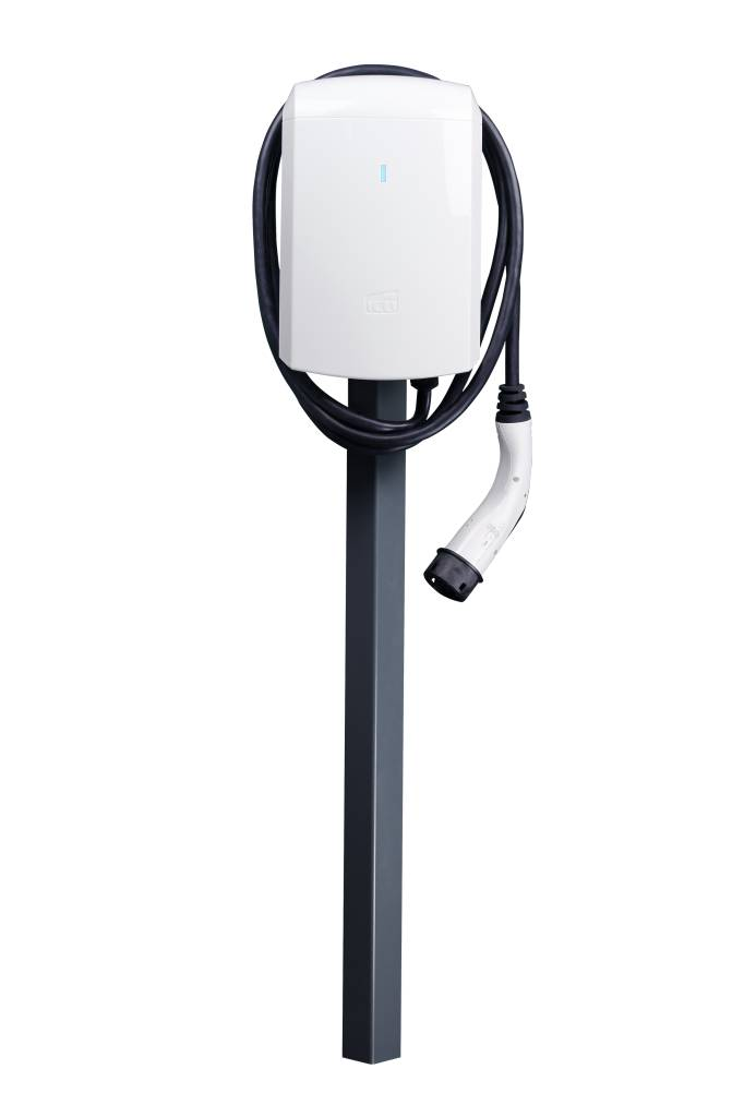 ICU Eve Mini Ladestation 3,7kW - 22kW