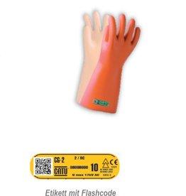 CATU Isolierte Handschuhe