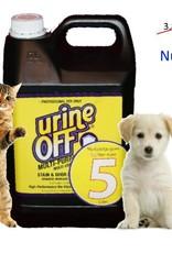 Urine Off - Multi Purpose - UrineOFF Urin Geruchs- und Fleckenentferner Hund und Katze,  5 Liter
