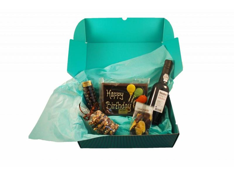 HAPPY BIRTHDAY GIFTBOX