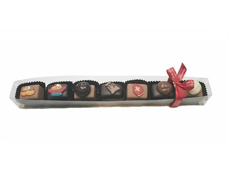 SINT CHOCOLATES HAZELNUT PRALINE