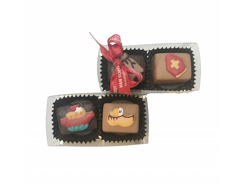 SINT CHOCOLATES HAZELNUT PRALINE