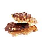 CHOCOLATE WITH WHOLE HAZELNUTS