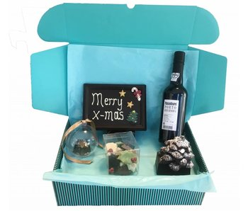 CHRISTMAS BOX DELUXE WITH PORT