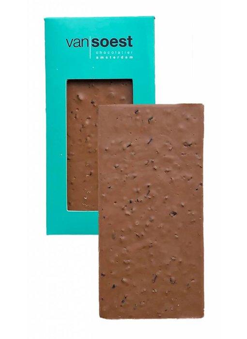 CHOCOLATE BAR CACOA NIBS