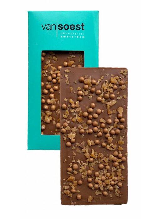 CHOCOLATE BAR MILK BUTTERSCOTCH CARAMEL