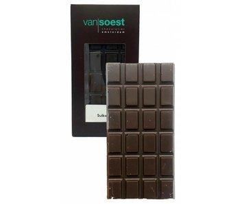 SUGAR FREE CHOCOLATE BAR SWEETENED WITH STEVIA