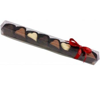 CHOCOLADE PRALINE HARTJES