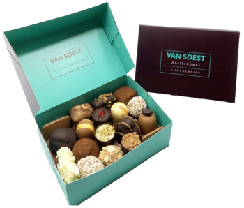 BOX OF CHOCOLATES 500G