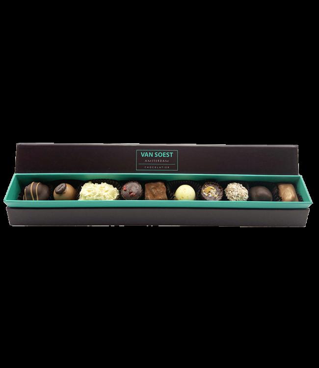 LUXURY BOXED CHOCOLATES 10PCS