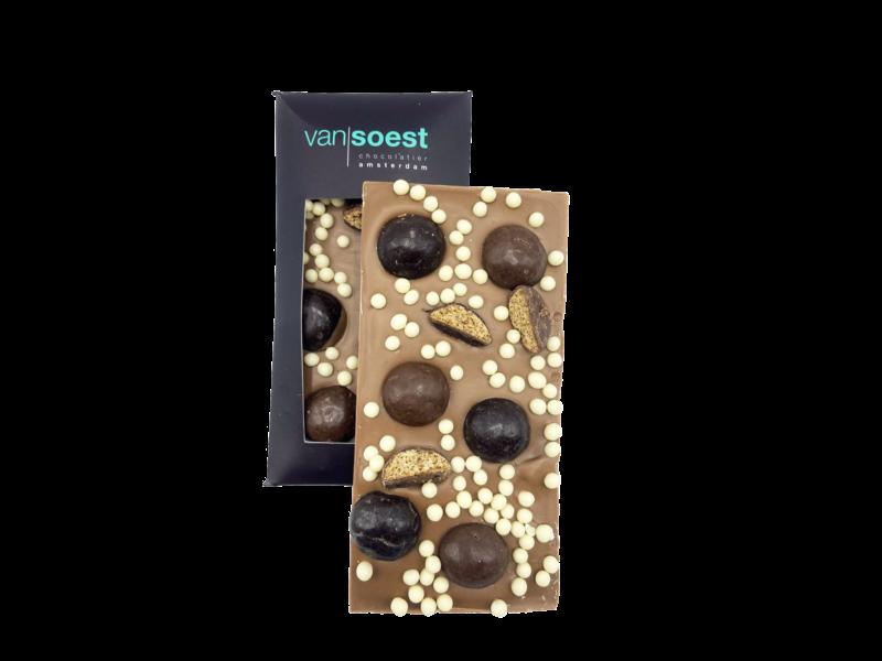 KRUIDNOTEN CHOCOLADE REEP