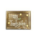 HAPPY THANKSGIVING TABLET