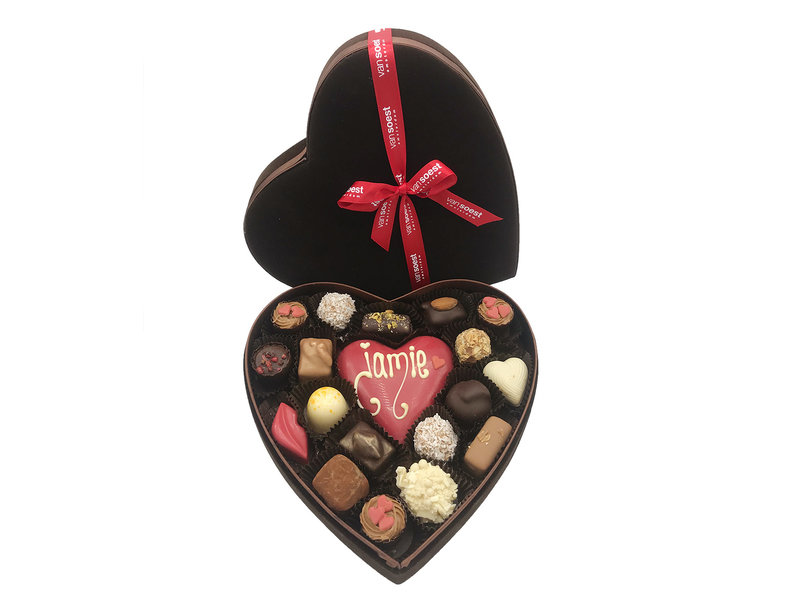 LUXURY PERSONAL BOX WITH BONBONS