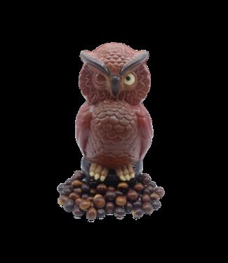 AUTUMN CHOCOLATE OWL