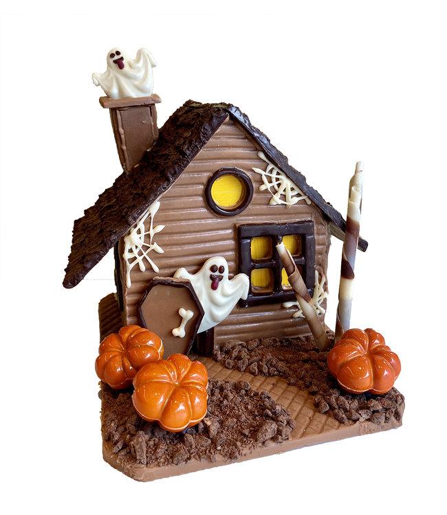 CHOCOLATE HAUNTED HOUSE