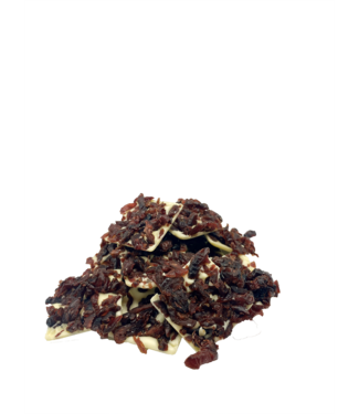 WHITE CRANBERRY CHOCOLATES