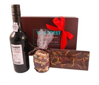 PORT CHOCOLATE BOX