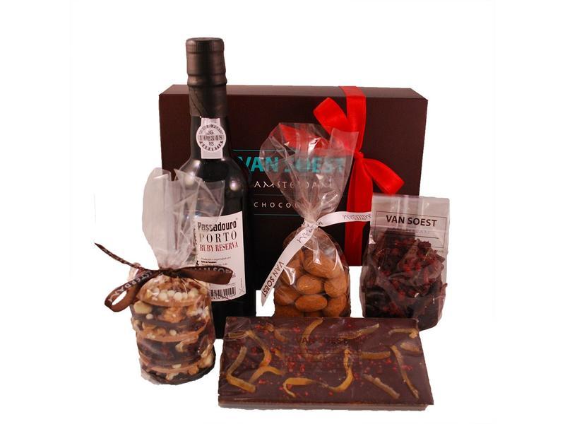 PORT CHOCOLATE BOX DELUXE
