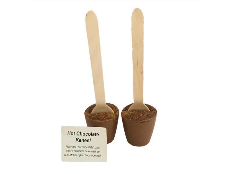 HOT CHOCOLATE KANEEL MELKCHOCOLADE