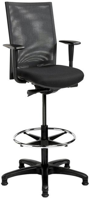 Sitlife Hoge Bureaustoel Venus