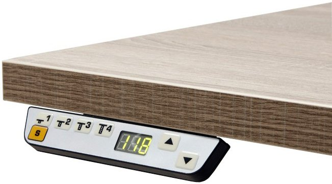 Elektrisch Verstelbare Bureautafel