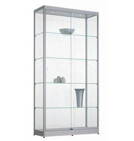 Grote Glazen Vitrinekast.Glazen Vitrinekast Kopen Glazen Vitrinekast Voor 429 Osby