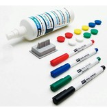 SMIT VISUAL SUPPLIES Whiteboard Kit Junior