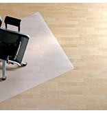 Vloermat Transparant Bureaustoel